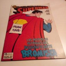 Cómics: SUPERMAN NÚMERO 40. EDICIONES ZINCO.. Lote 240949585