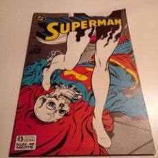 Cómics: SUPERMAN NÚMERO 42. EDICIONES ZINCO.. Lote 240950090