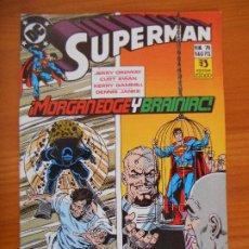 Cómics: SUPERMAN Nº 76 - DC - ZINCO (8D). Lote 240991995