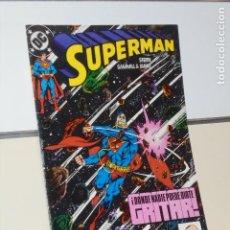 Cómics: SUPERMAN Nº 64 DC - ZINCO. Lote 241299055