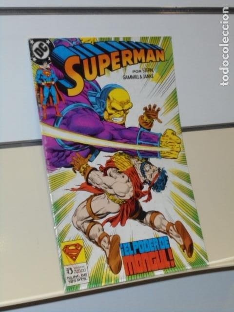 SUPERMAN Nº 68 DC - ZINCO (Tebeos y Comics - Zinco - Superman)