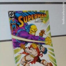 Cómics: SUPERMAN Nº 68 DC - ZINCO. Lote 241299690