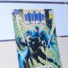 Comics : LEYENDAS DE BATMAN Nº 20 VENENO CAPITULO 5 - ZINCO. Lote 241446870
