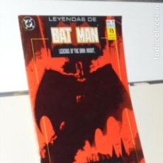 Comics: LEYENDAS DE BATMAN Nº 11 PRESA CAPITULO 1 - ZINCO. Lote 241447400