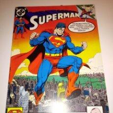 Cómics: SUPERMAN NÚMERO 66. ZINCO.. Lote 241449040