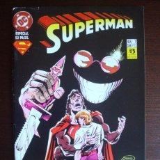 Cómics: SUPERMAN VOL.3 / 4 Nº 7 (POR JURGENS Y BREEDING) 1993-1994 (ZINCO) DC. Lote 241657435