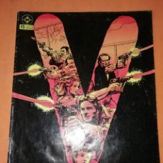 Cómics: V. EN LA BOCA DEL LOBO. Nº 4 . DC. EDICIONES ZINCO.. Lote 241661585