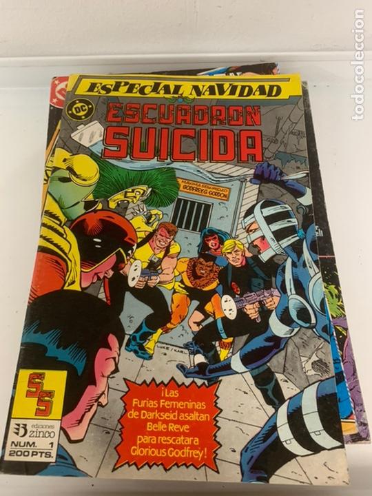 Cómics: ESCUADRÓN SUICIDA RETAPADO ZINCO - Foto 2 - 241771500