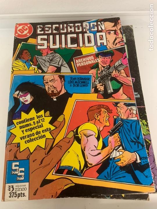 Cómics: ESCUADRÓN SUICIDA RETAPADO ZINCO - Foto 3 - 241771500