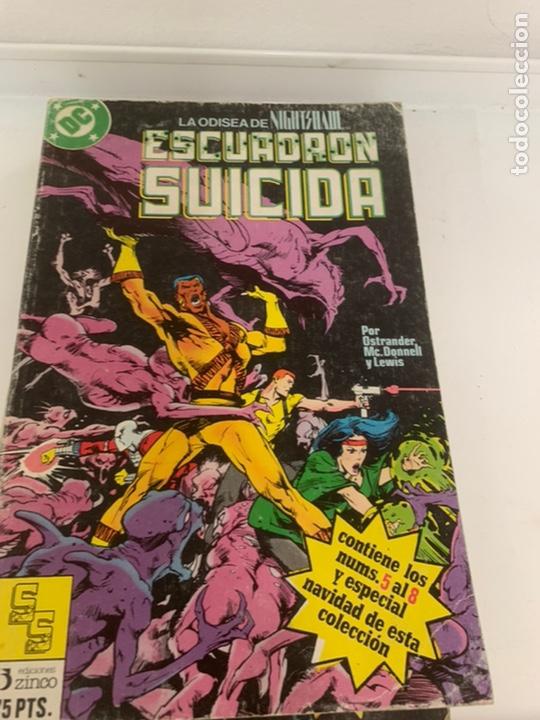 Cómics: ESCUADRÓN SUICIDA RETAPADO ZINCO - Foto 4 - 241771500