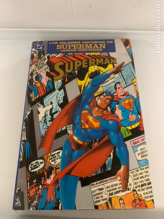 LAS MEJORES HISTORIAS DE SUPERMAN (Tebeos y Comics - Zinco - Superman)