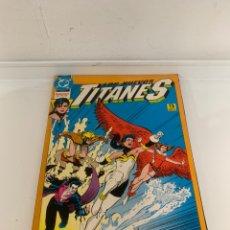 Cómics: TITANES. Lote 241773765