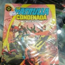 Cómics: PATRULLA CONDENADA COMPLETA. Lote 242079600