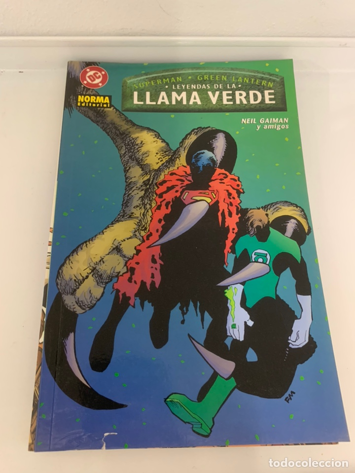 SUPERMAN LLAMA VERDE (Tebeos y Comics - Zinco - Superman)
