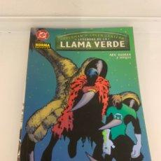 Cómics: SUPERMAN LLAMA VERDE. Lote 242120420