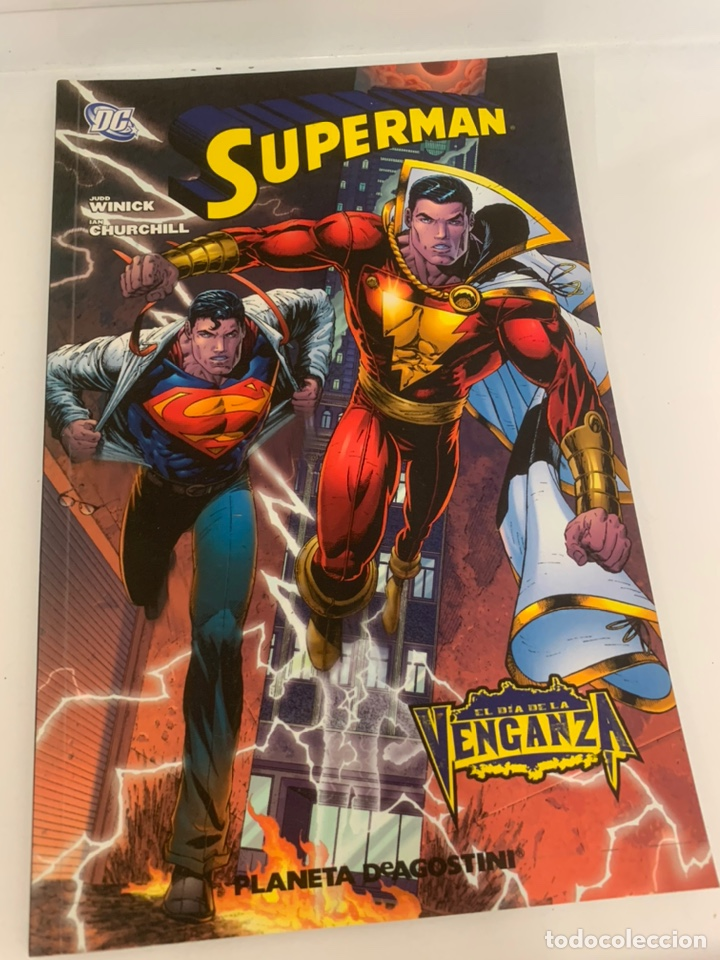 Cómics: SUPERMAN VENGANZA 2 TOMOS - Foto 2 - 242120565