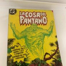 Cómics: LA COSA DEL PANTANO. Lote 242120950