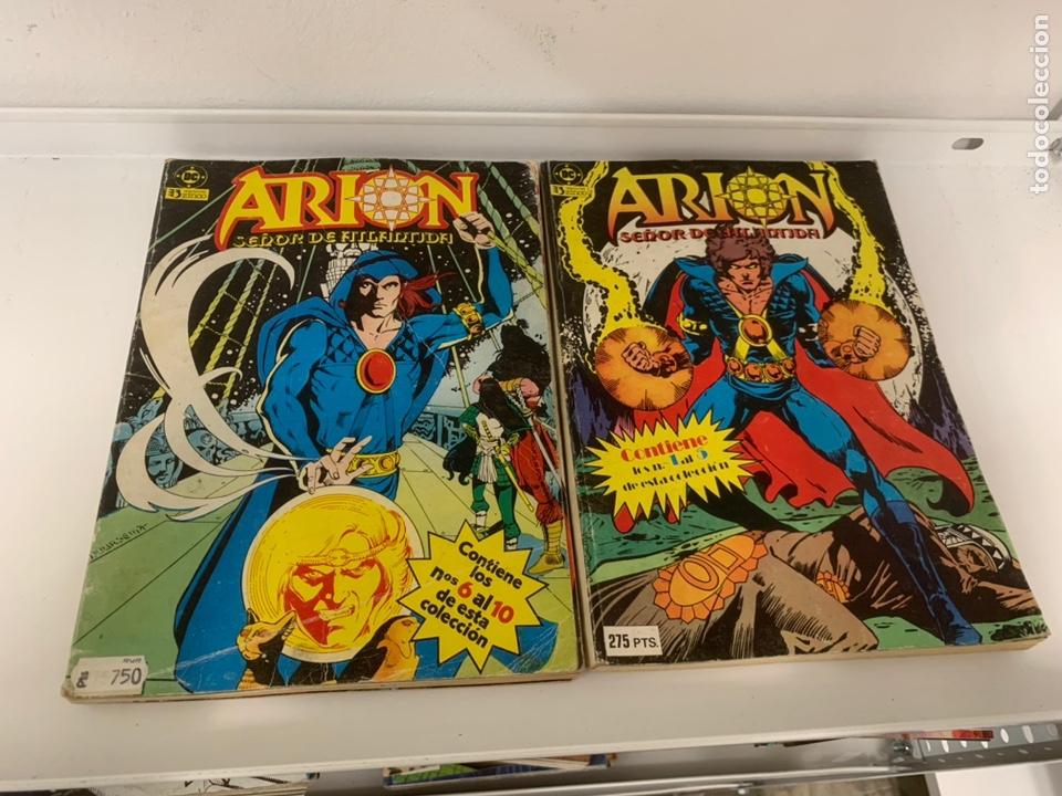ARION RETAPADOS (Tebeos y Comics - Zinco - Retapados)