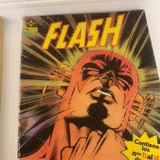 Cómics: FLASH RETAPADOS. Lote 242182360