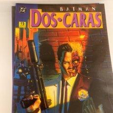 Cómics: DOS CARAS - EL ACERTIJO. Lote 242203305