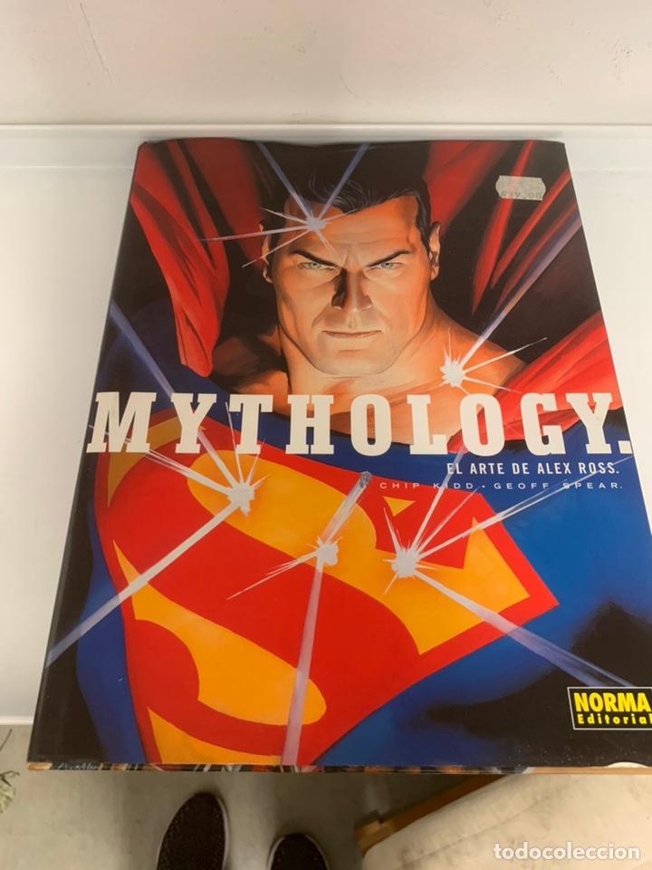 SUPERMAN MYTHOLOGY (Tebeos y Comics - Zinco - Superman)