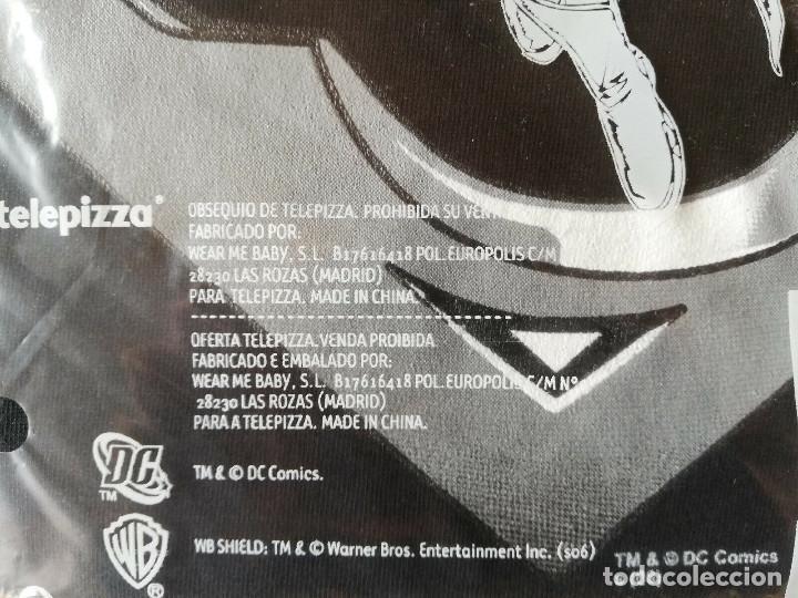 Cómics: Superman Returns camiseta Telepizza 2006 Tele Pizza Bryan Singer promocional Talla M - Foto 3 - 242246130