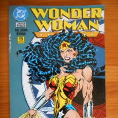 Cómics: WONDER WOMAN - Nº 5 - LINEAS VITALES - JOHN BYRNE - DC - ZINCO (FG). Lote 270166598