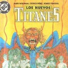 Comics : LOS NUEVOS TITANES Nº4. A-COMIC-6138. Lote 242372355