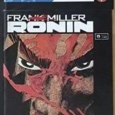 Cómics: RONIN LIBRO CUATRO FRANK MILLER ZINCO 1983 NUEVO. Lote 242960000
