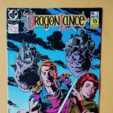 Cómics: DRAGONLANCE, NÚM. 7. EL PEÓN DE RAISTLIN, TERCERA PARTE - DAN MISHKIN. Lote 242973870