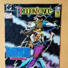 Cómics: DRAGONLANCE, NÚM. 6. EL PEÓN DE RAISTLIN, SEGUNDA PARTE - DAN MISHKIN. MICHAEL COLLINS. RON RANDALL.. Lote 242973885