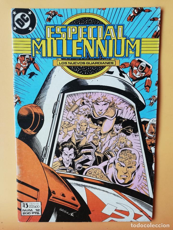 ESPECIAL MILLENNIUM. LOS NUEVOS GUARDIANES. NÚM. 12 - CARY BATES (Tebeos y Comics - Zinco - Millenium)