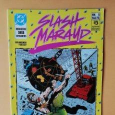 Cómics: SLASH MARAUD. NÚM. 5. MINISERIE DE SEIS EPISODIOS - DOUG MOENCH Y PAUL GULCY.. Lote 242974280