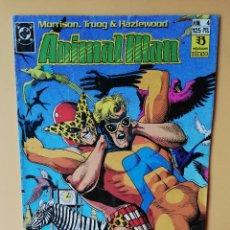 Cómics: ANIMAL MAN. NÚM. 4. CUANDO TODOS VIVÍAMOS EN EL BOSQUE - GRANT MORRISON. CHAS TRUOG & DOUG HAZLEWOOD. Lote 242974360