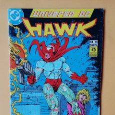 Cómics: UNIVERSO DE HAWK. NÚM. 16. PROBLEMAS EN EL SISTEMA - MIKE BARON. Lote 242974475