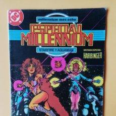 Cómics: ESPECIAL MILLENNIUM. STARFIRE Y AQUAMAN. MILLENIUM MES OCHO. NÚM. 9 - BARBARA RANDALL. Lote 242974495
