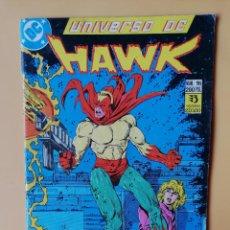 Cómics: UNIVERSO DE HAWK. NÚM. 16. PROBLEMAS EN EL SISTEMA - MIKE BARON. Lote 242974500