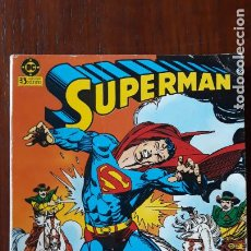 Cómics: SUPERMAN VOL.1 ZINCO RETAPADO Nº 6 AL 10. Lote 243052730
