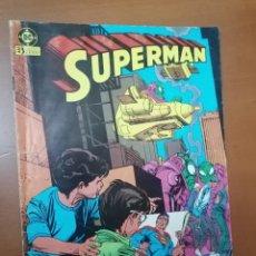 Cómics: SUPERMAN Nº 15 ** 100 PTS ** DC / ZINCO. Lote 243139930