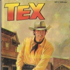 Cómics: TEX Nº 1: EL MENSAJE DE LOS DAKOTAS. Lote 243157360
