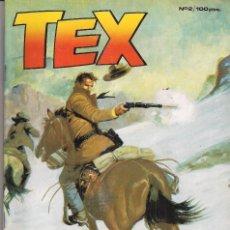 Cómics: TEX Nº 2: LA NOCHE DE LOS ASESINOS. Lote 243157860