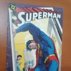 Cómics: SUPERMAN Nº 41 ** 140 PTS * DC / ZINCO. Lote 243189135