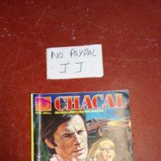 Cómics: RELATOS GRAFICOS PARA ADULTOS CHACAL 31 ZINCO. Lote 243354145