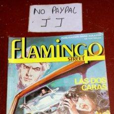 Cómics: FLAMINGO STREET 10 ZINCO NOVELA GRÁFICA PARA ADULTOS. Lote 243359520