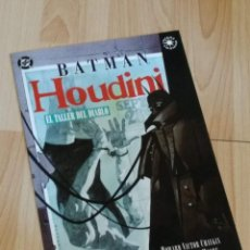 Cómics: BATMAN HOUDINI EL TALLER DEL DIABLO DC ZINCO ED. 1993 - HOWARD VÍCTOR CHAYKIN Y JOHN FRANCIS MOORE. Lote 243420735