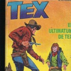 Cómics: TEX Nº 10: EL ULTIMATUM DE TEX. Lote 243425355