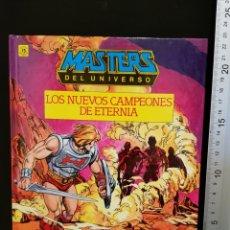 Cómics: MASTERS DEL UNIVERSO. LOS NUEVOS CAMPEONES DE ETERNIA. NR 2. ED. ZINCO. DEP. LEGAL 14.583-87. Lote 243758445
