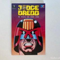 Cómics: JUEZ DREDD, EN BUSCA DEL NIÑO JUEZ DE JOHN WAGNER, MIKE MCMAHON Y BRIAN BOLLAND. EDICIONES ZINCO.. Lote 243795465