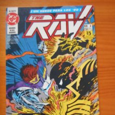Cómics: THE RAY Nº 4 - DC - ZINCO (8W). Lote 243818250