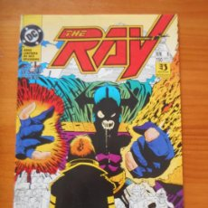 Cómics: THE RAY Nº 6 - DC - ZINCO (8W). Lote 243818370